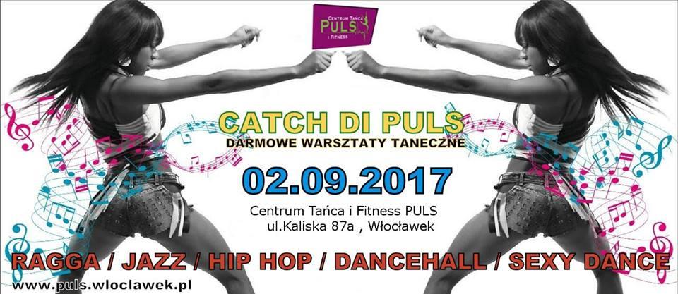"""Darmowe Warsztaty Taneczne """" Catch Di Puls """""""