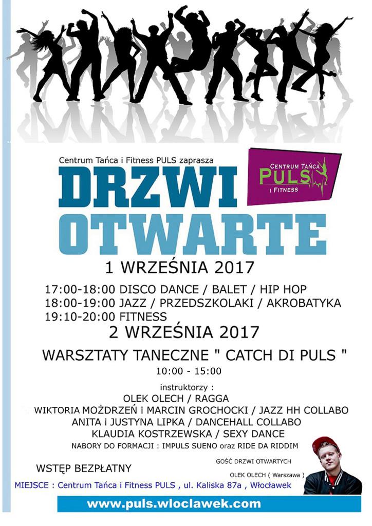 DRZWI OTWARTE !!!