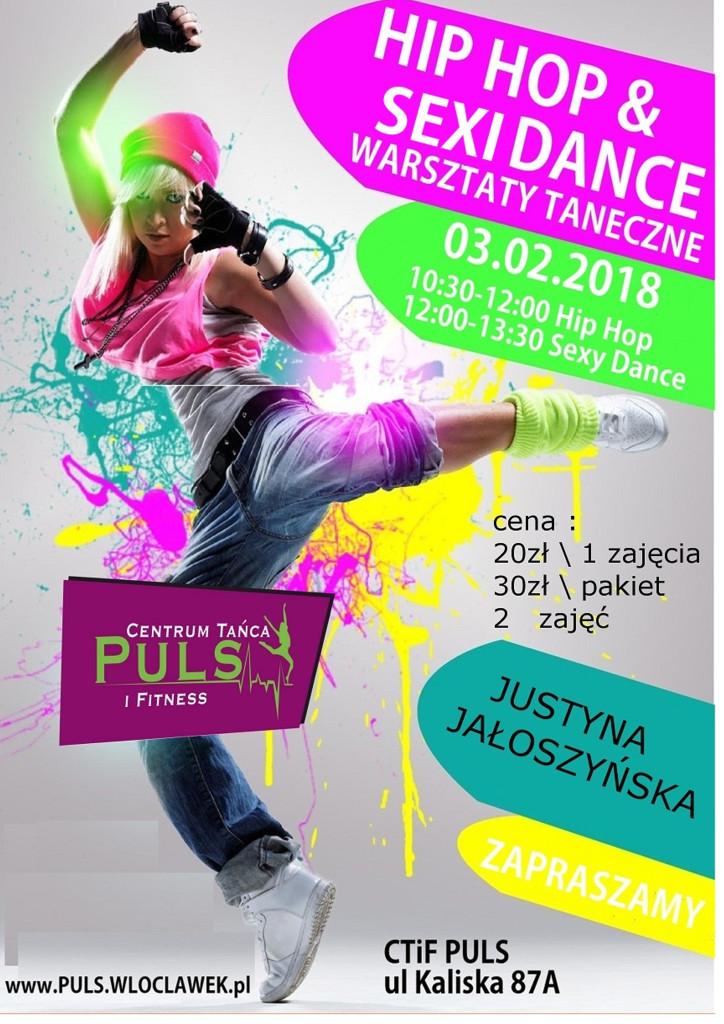 Warsztaty Taneczne