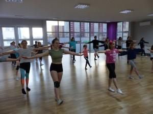 Talentarium, czyli warsztaty taneczne!
