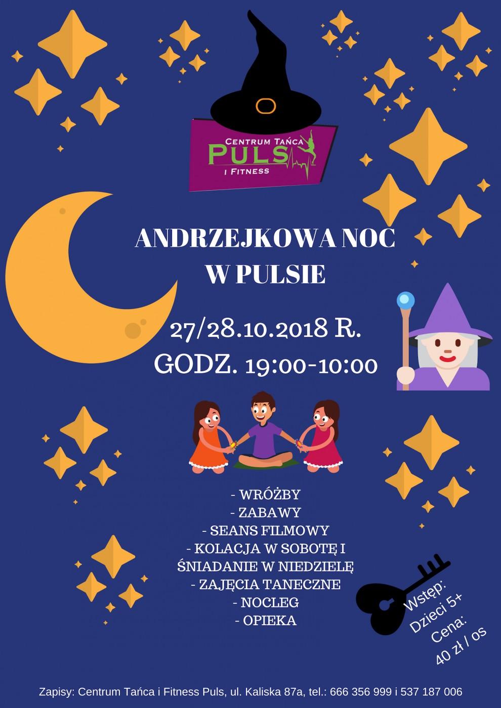 Wyjątkowa Noc Andrzejkowa!