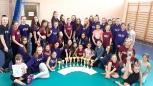 Kolejny turniej z sukcesami naszych tancerzy!