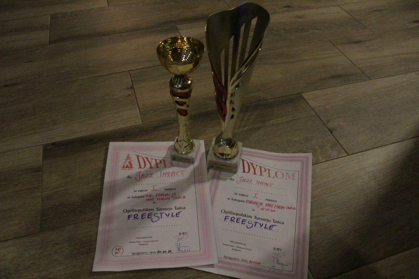 Szczęśliwy turniej w Bydgoszczy